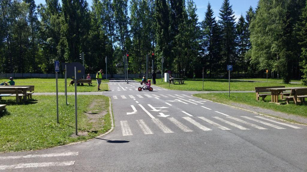 Forssan liikennepuisto