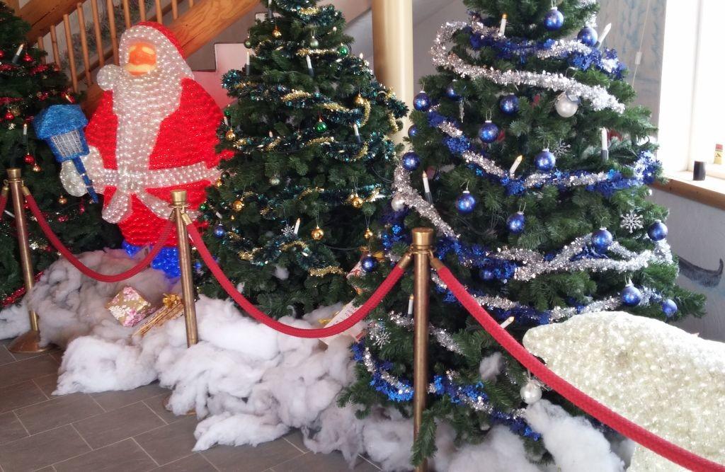 Joulupukin Pajakylä04