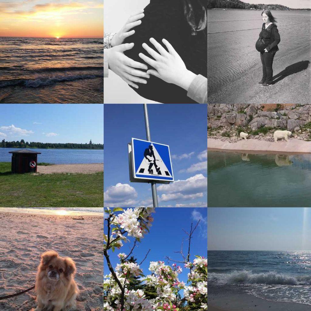 Instagramin best nine 2017