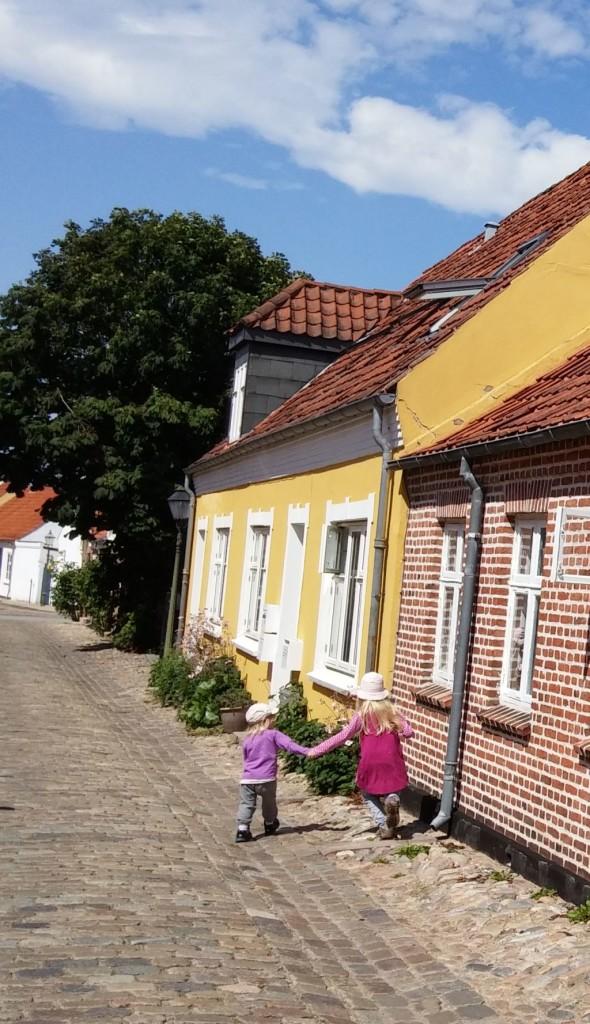 Tanskan vanhin kaupunki Ribe